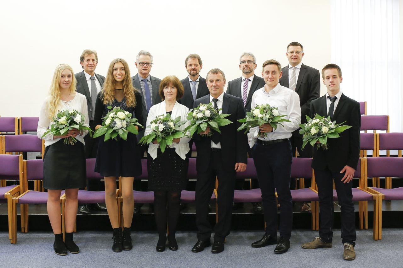 Taufgottesdienst im November 2016